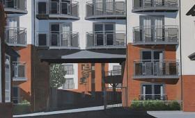 New Build Apartments; Albert's Gateway