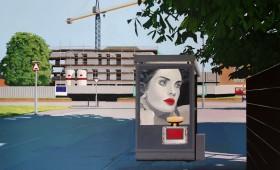 Suburban New-build; Cosmetic Advert